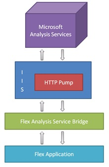 Flex Analysis Services Bridge